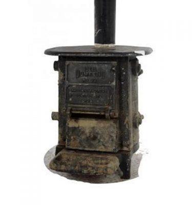 Boiler Cast Iron 570X500X400 2 Pieces