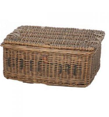 Theatre Wicker Basket 460X810X430
