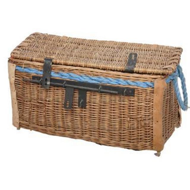 Theatre Wicker Basket 470X860X610