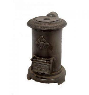Pot Belly Wood Burner Stove 400X280D