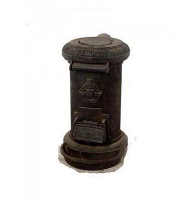 Pot Belly Wood Burner Stove 500X370X300