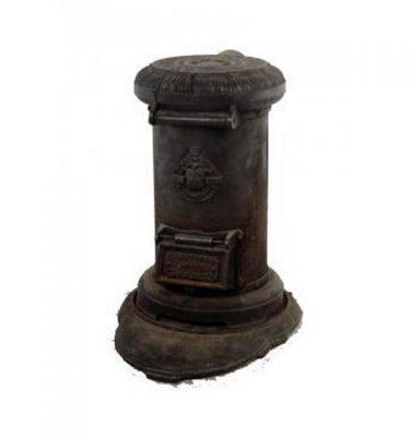 Pot Belly Wood Burner Stove 530X290X360