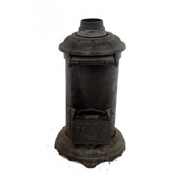 Pot Belly Wood Burner Stove 540X280D