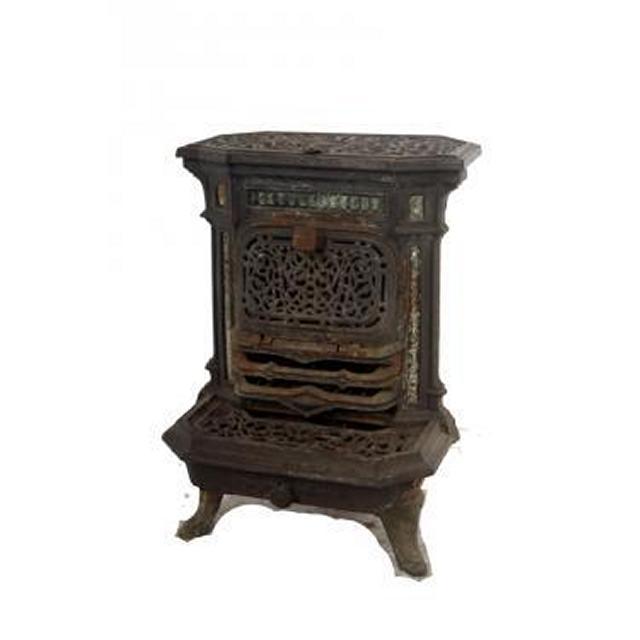 Wood Burner Stove 590X430X250