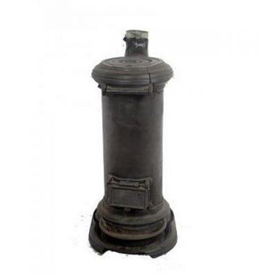Pot Belly Wood Burner Stove 700X430X380