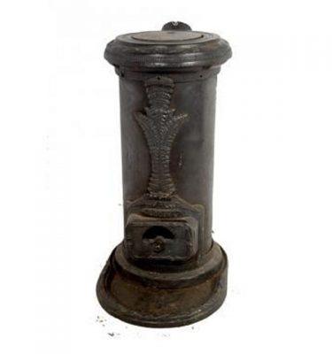 Pot Belly Wood Burner Stove 750X390D Base 540