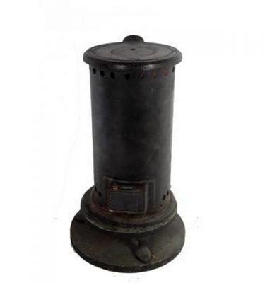 Pot Belly Wood Burner Stove 770X430D Base 190