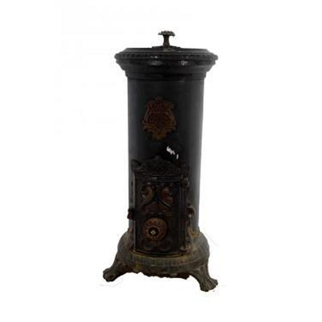 Pot Belly Wood Burner Stove 860X360D