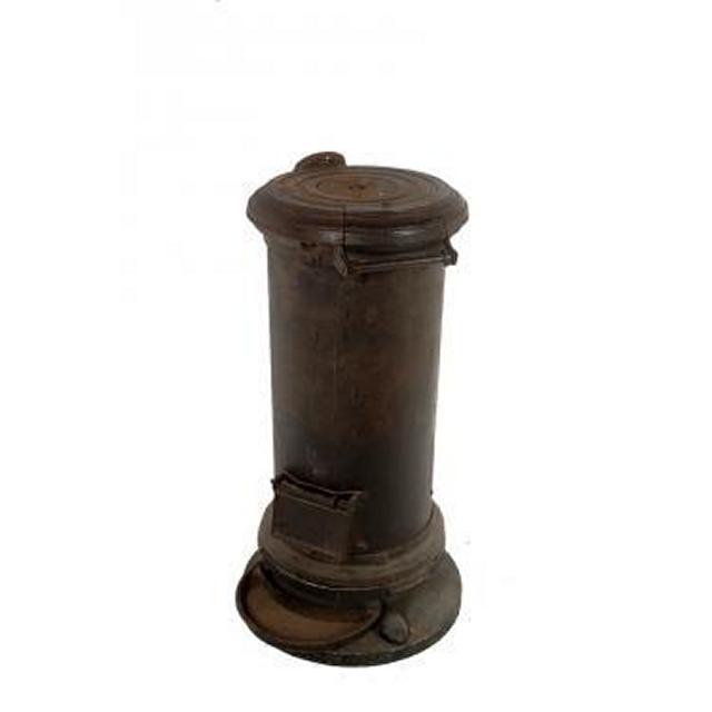 Pot Belly Wood Burner Stove 920X500D