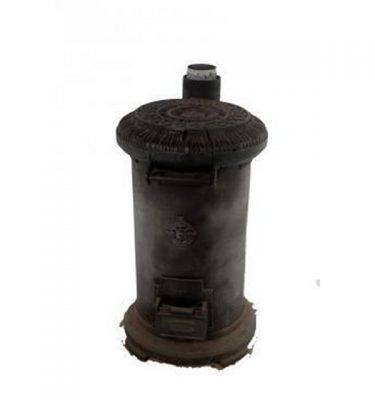 Pot Belly Wood Burner Stove 1070X580D