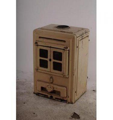 Art Deco Wood Burning Stove 640X460X330