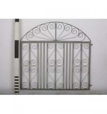 2 Piece Gate X 2Off Curved Top                     1220X1260