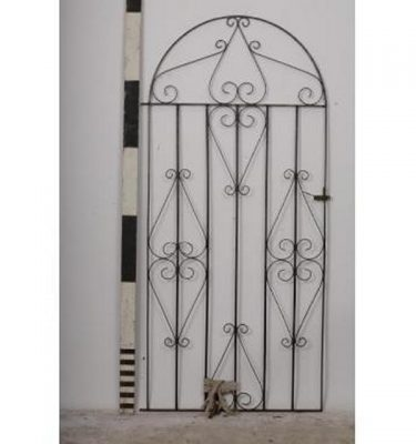 Side Gate Bow Top                                                 1835X850