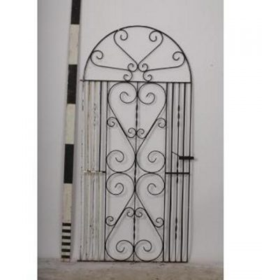 Side Gate Bow Top                                                  1840X850