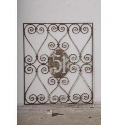 Decorative Panel No 51                                         760X630