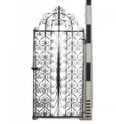 Gate Decorative Iron                                             1820X810