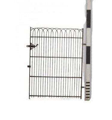 Gate Iron Woven Top Detail                                    1240X1000