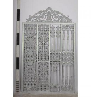 Cast Iron Gate Panel                                                        1575