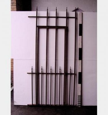 Large Quadrant Arrow Top Door Section X2  710X2090