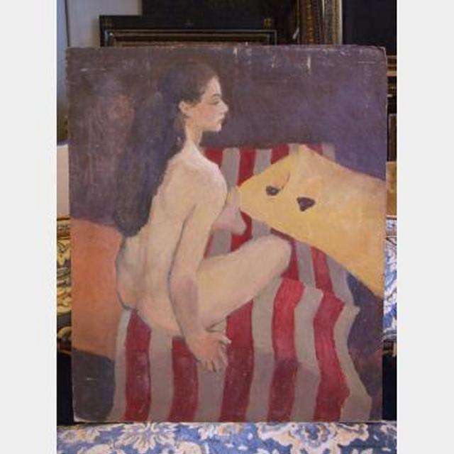 Painting Portrait 770X650