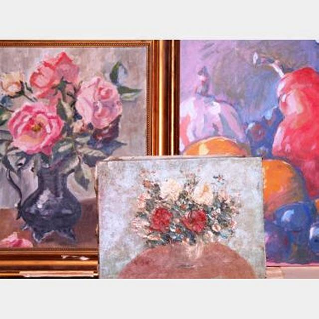 Still Life Paintings Assorted