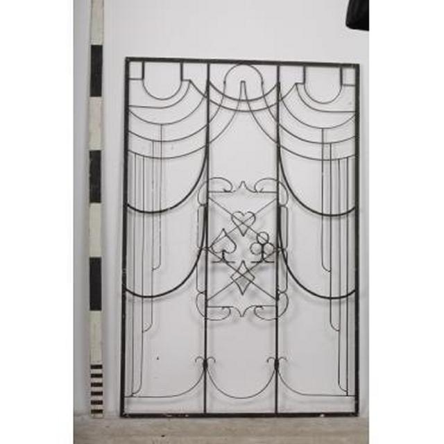 Decorative Panel Playing Card Motif X2 2070X1380