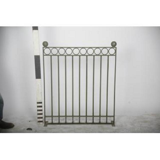 Free Standing Iron Panel 1100X9200