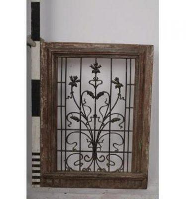 Wrought Iron Decorative Panel 1220X915