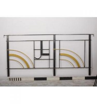 Art Deco Fixed Rail 1070X2300 X 8Off  Plus 8M Of Varying Lengths