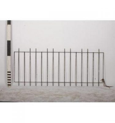 Railing 760X1800 X 5Off Matching Gate