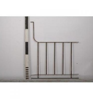 Railing Upstand Wall Fixing End 1395X1170