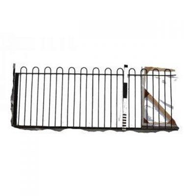 Railings  Hoop Top Wrap Detail                                     1160X3900