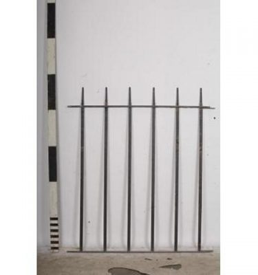 Railings Obelisk Detail Heads  X 3Off                                  1430X1220