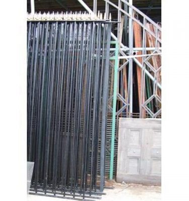 Large House Ext Railings Tall  X 8Off [ Matches Pairs ]    2400High