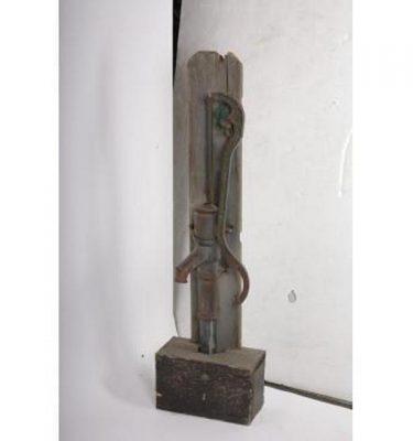 Stand Pump 1520X430X385