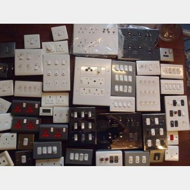 Assorted Light Switches