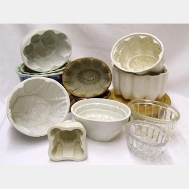 Jelly Moulds  Assorted