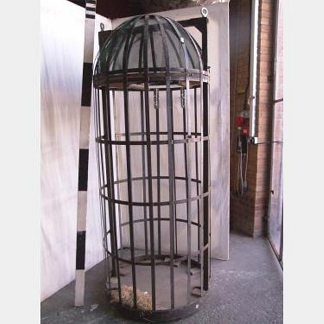 Strap Iron Hanging Cage X3  2100X900Mm