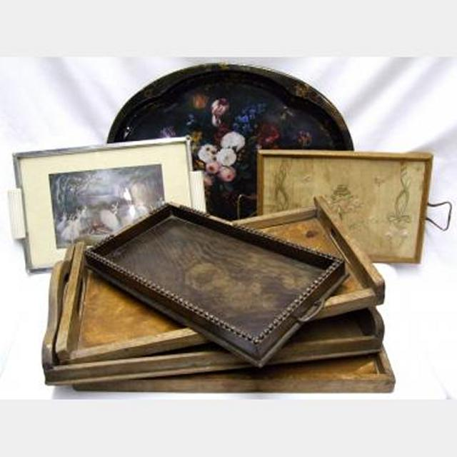 Serving Trays Assorted