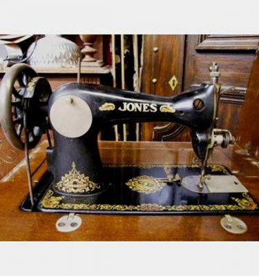 Singer Sewing Machine In Table 230Hx200Wx400L