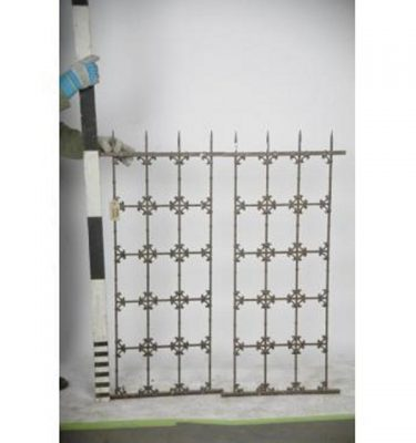 Window Grille Decorative X 2 Off             1300X 600