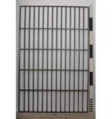 Metal Grille Window  X 3Off                        2375X1540