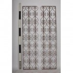 Grilles Decorative X 2Off Matches Kitchen Misc Sizes   2325X580
