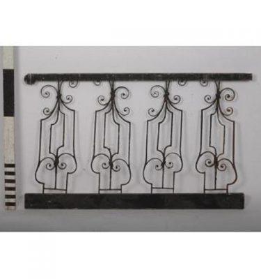 Handrail  Georgian Detail Ballisters