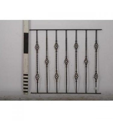 Handrail Wrought Iron Decorative                              960X1070