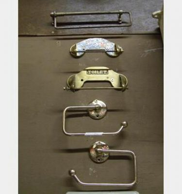 Wall Mounted Toilet Roll Holders Assorted