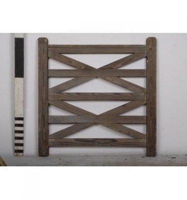 Gate Wooden  940X920