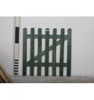 Gate Wooden 900X900