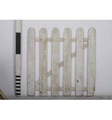 Gate Wooden 980X970
