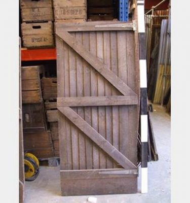 Wood Gate Ledge Brace 1750X900